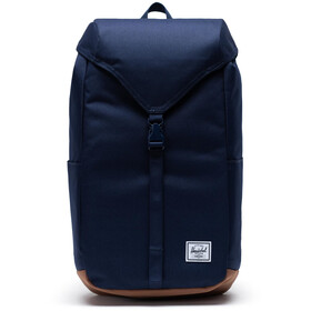 Herschel Thompson Backpack 17l peacoat/saddle brown